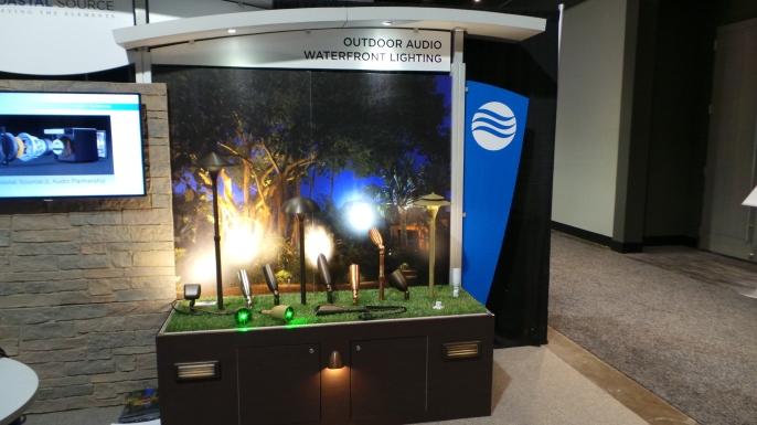 Coastal Source Lighting Display