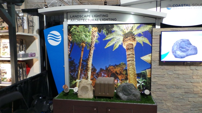 Coastal Sources Audio Display