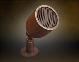 bullet-speaker